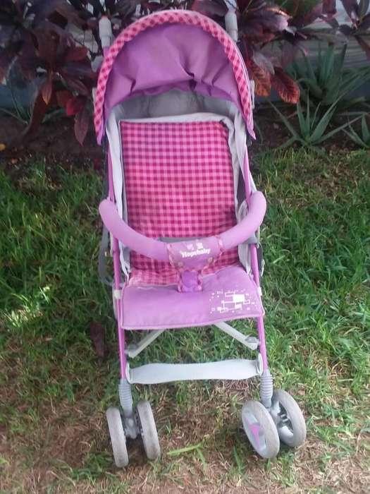 COCHE DE PASEO MARCA HOPE BABY