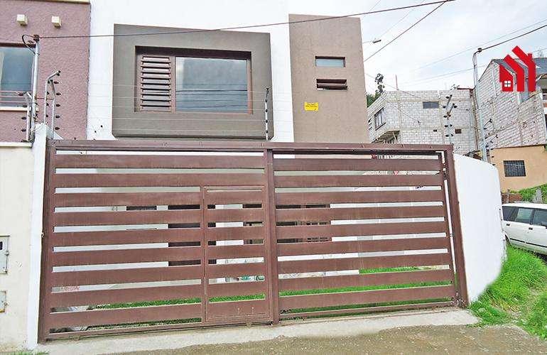 """P1182 Casa en Venta a Estrenar Sector """"Control Sur"""
