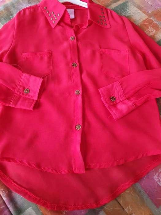 Camisa de Nena