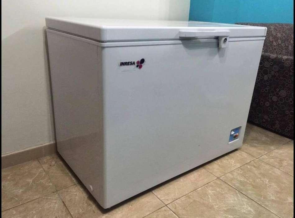 Remato Congeladora Inresa 300LAlaska 300PB0 Estado 10/10