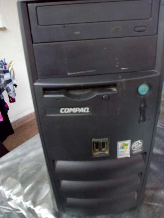 <strong>pc</strong> Compaq Intel Win Xp a Revisar o cambia memorias