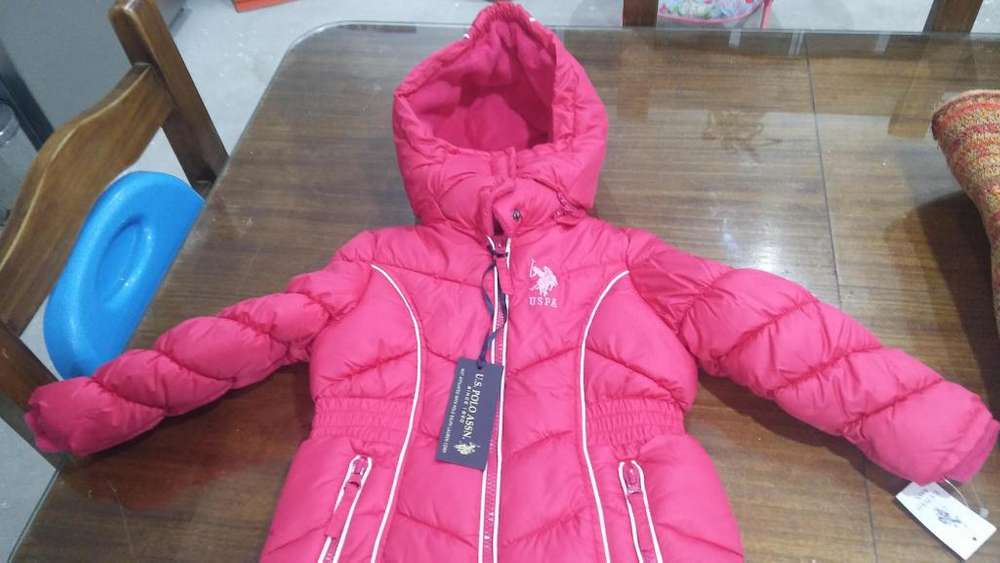Campera US POLO ASSN T2