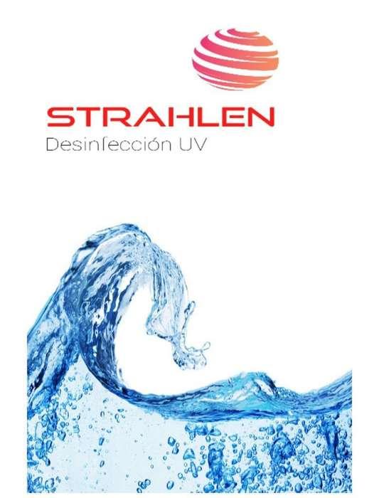 Desinfeccion, Limpieza, Purifica Agua