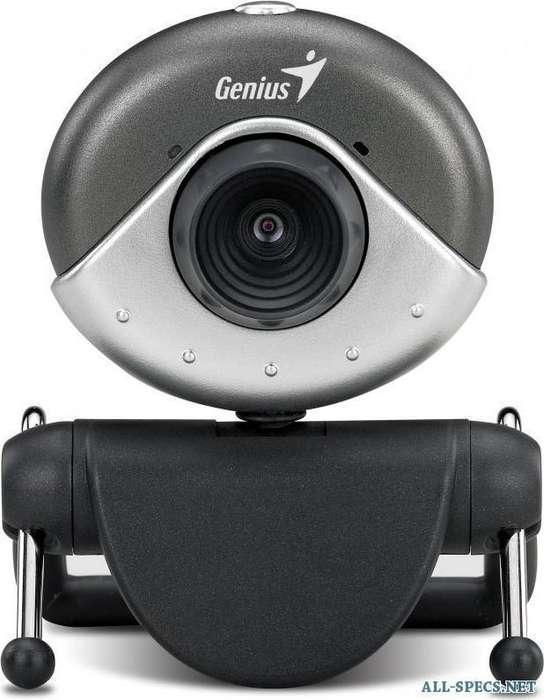 Cámara Web Genius E Messenger 310 con micrófono incorporado, de oportunidad y con garantía