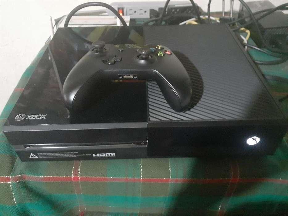 Xbox One 500gb 6 Juegos Digitales