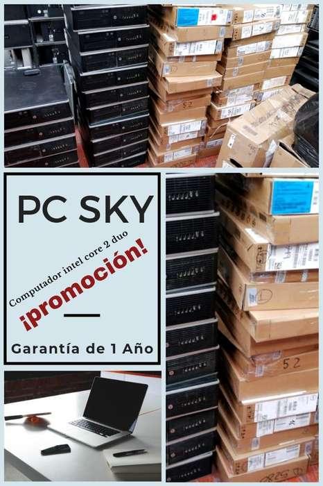 Promoción Computador Intel Core 2 Duo