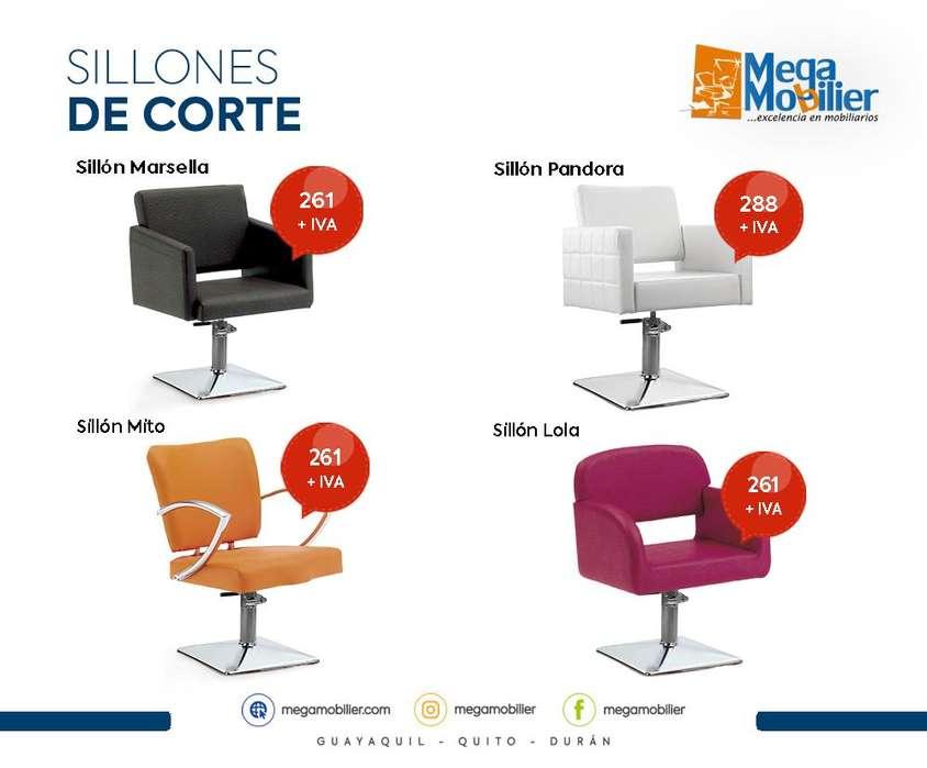 Megamobilier l Muebles de Peluqueria, Mobiliario peluqueria, Muebles para Spa, sillones reclinables, espejos, camillas