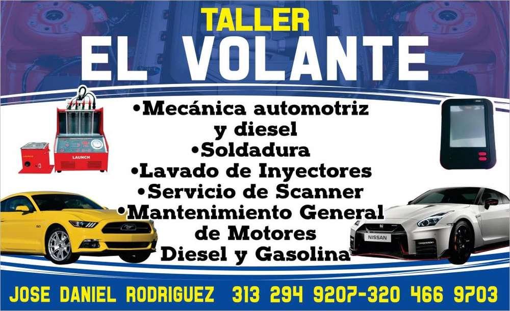 TALLER EL VOLANTE