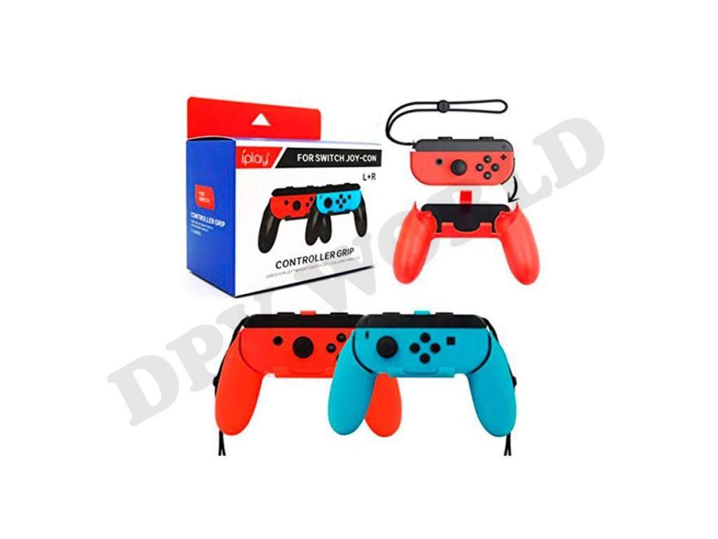 Soporte Control Joy Con Nintendo Switch Kit 2 en 1