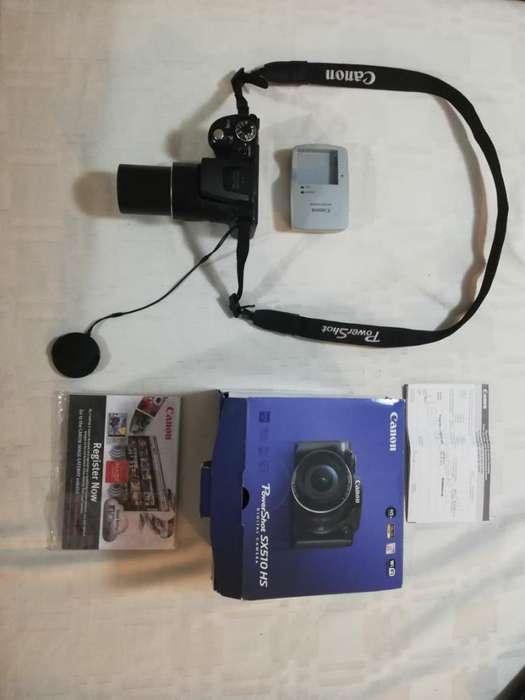 Camara de Fotos Canon Powershot Sx510 Hs