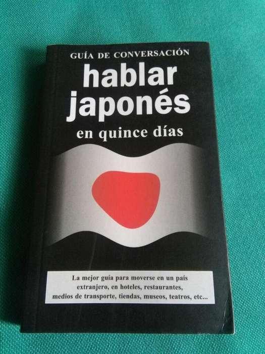 Guia de Conversacion Hablar Japones en quince dias . Libro LU Barcelona 2005