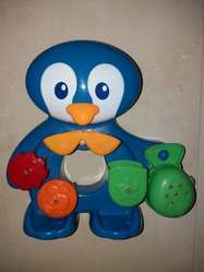 Pinguino Pata Bañera Bebe