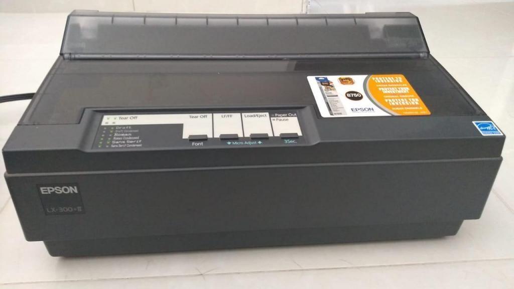 Impresora Epson LX 300II