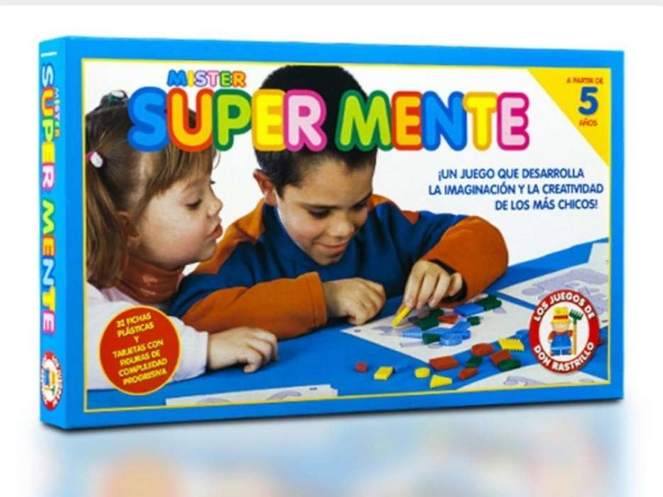Ruibal 5012 Mr.super Mente