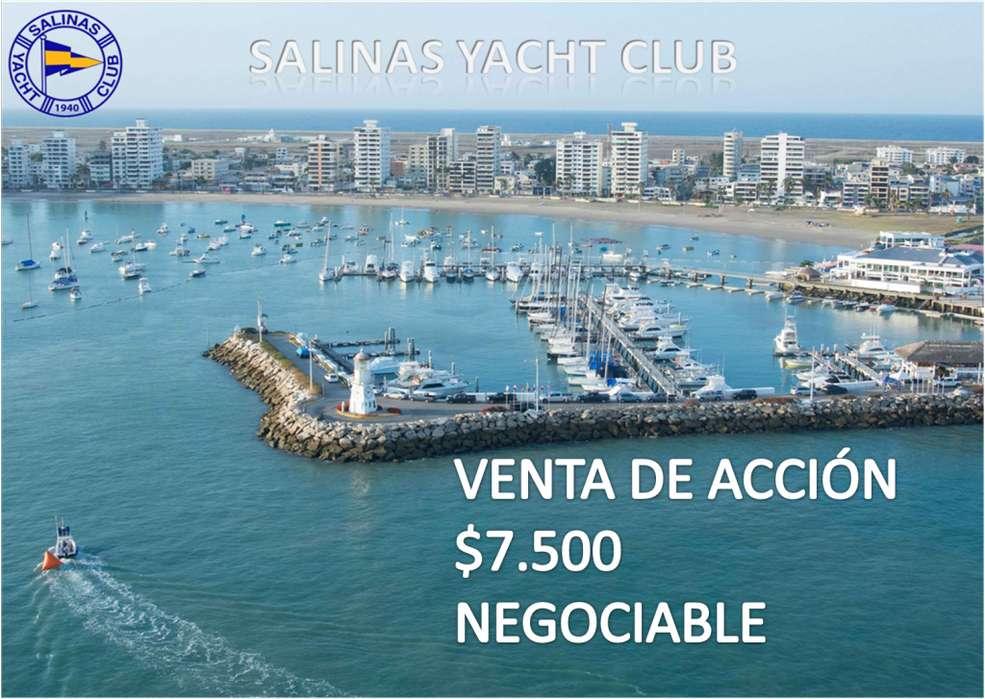 Acción Salinas Yacht Club