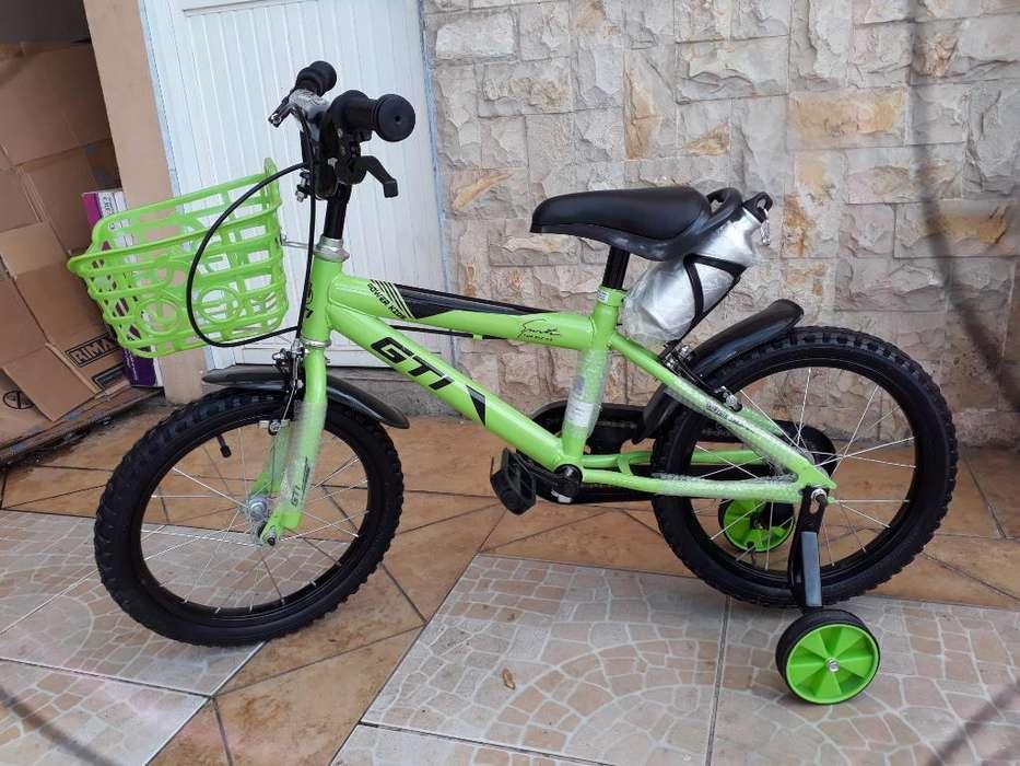 Bicicleta Gti Nueva de Oportunidad