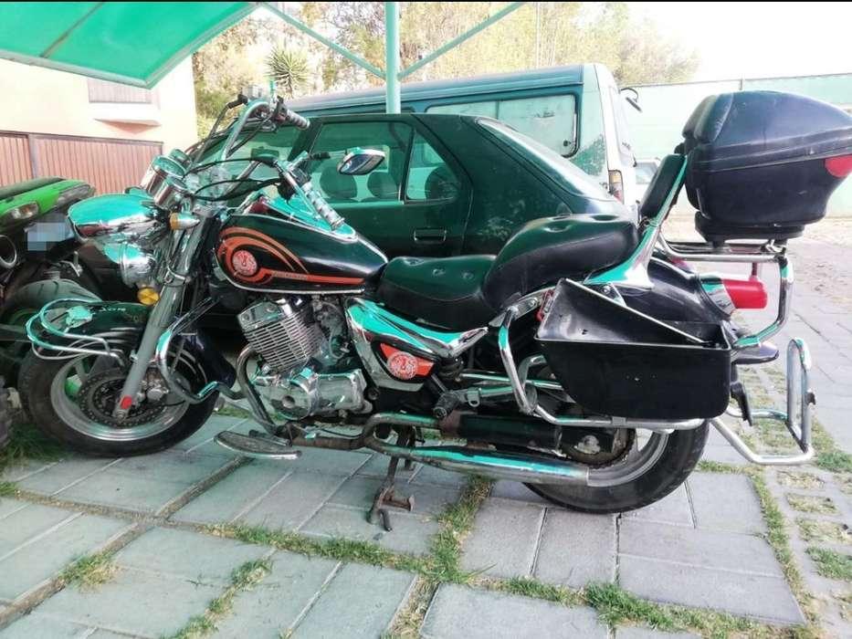 Vendo Moto Choppera 250 Cc
