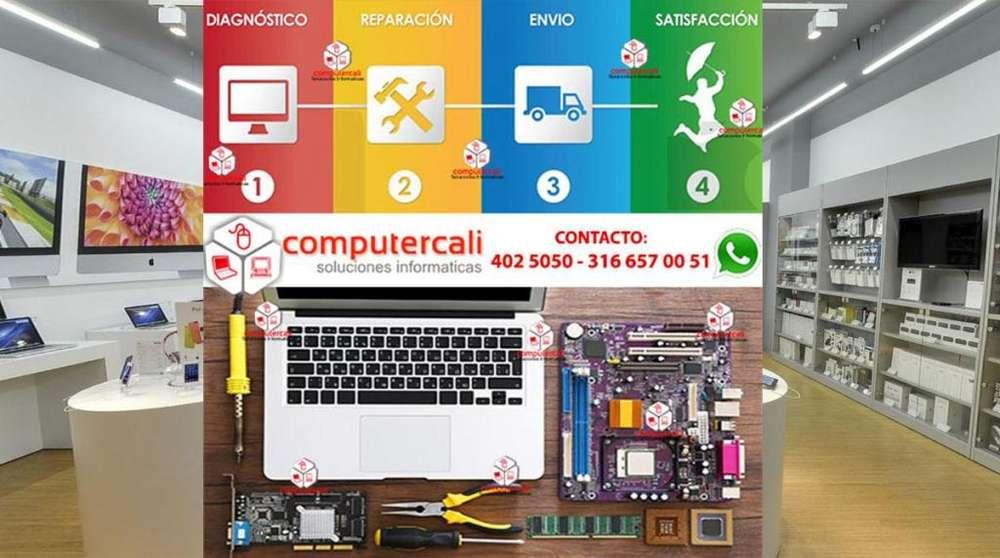 Servicio Técnico de computadores Cali Tel:4025050 3166570051 WhatsApp