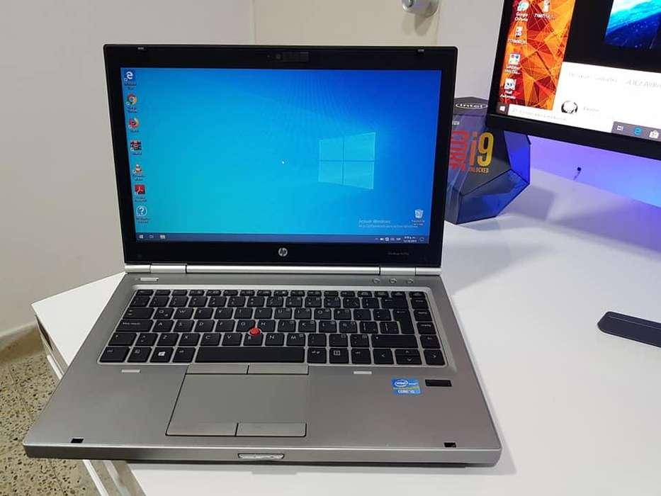 PORTATIL HP CORPORATIVO i5 3ra To 3.20GHZ, 4GB RAM DDR3, 500GB DISCO, LECTOR HUELLA