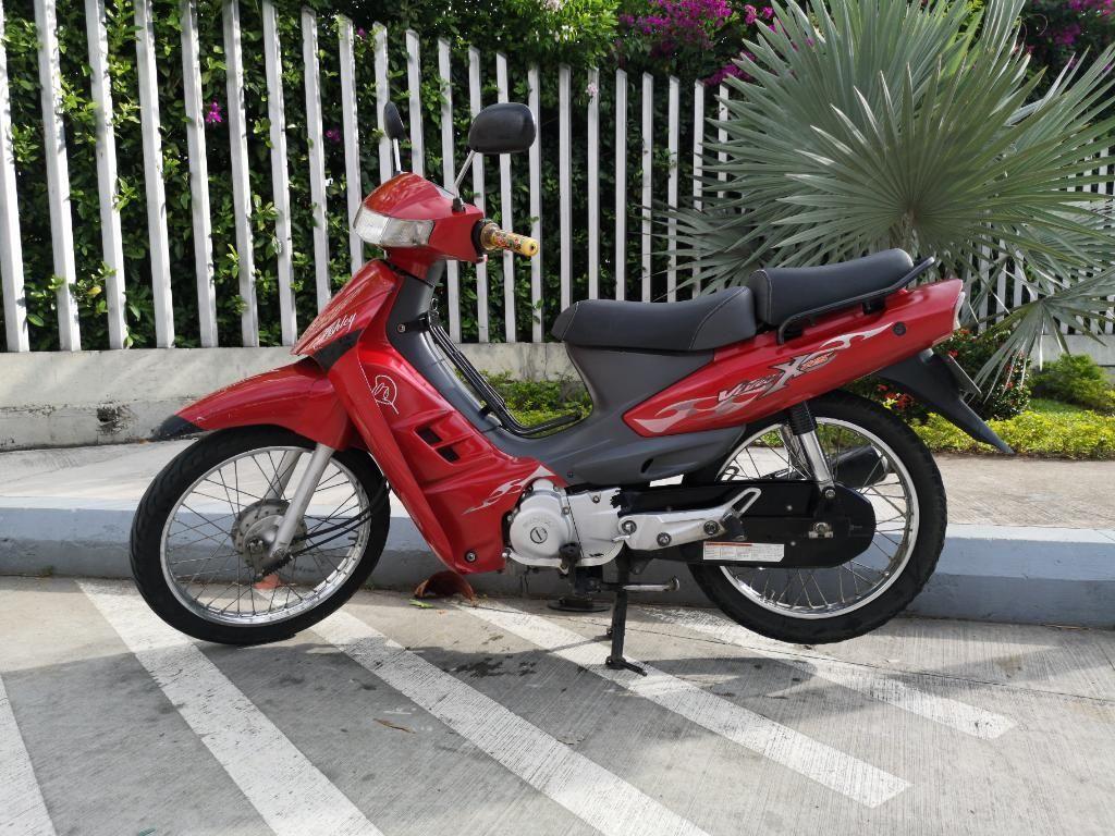 Suzuki Viva X 2009 Recibo Moto
