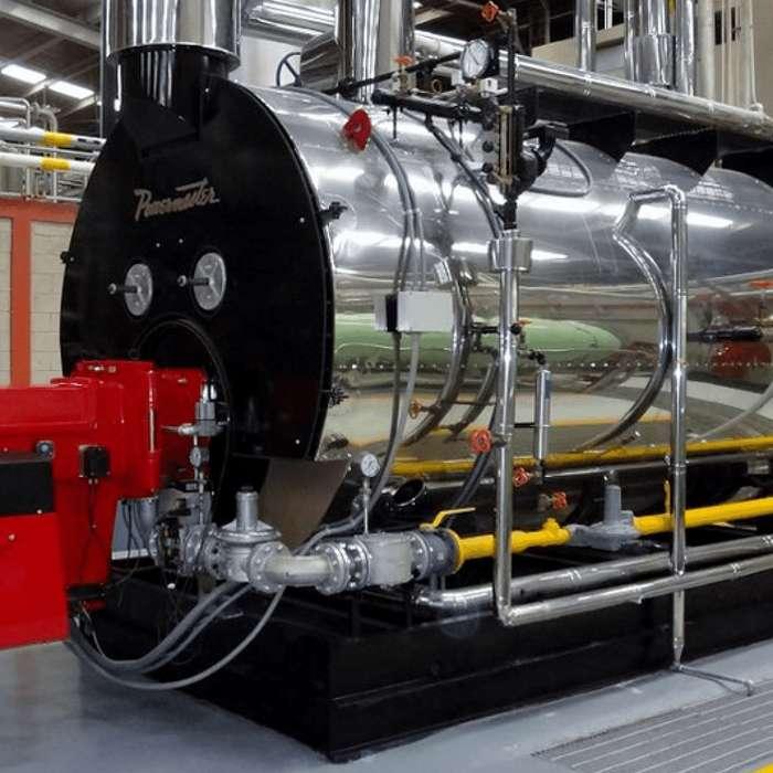 mantenimiento y reparación de calderos y bombas de agua