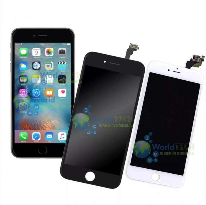 Display Lcd Pantalla para Iphone 6 6g Original Apple Instalada