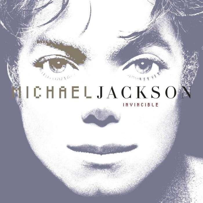 Invincible Michael Jackson