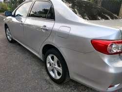 Corolla Xei 2012