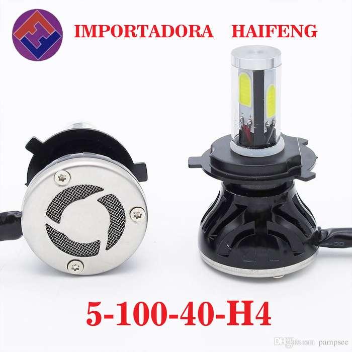 foco LED h4 de 40w HAIFENG