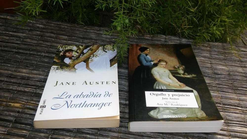 2 Novelas De Jane Austen Orgullo Y Prejuicio Y La Abadía..