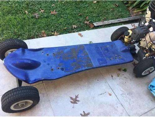 Skate A Motor 50cc3 * Vendo O Permuto 7000