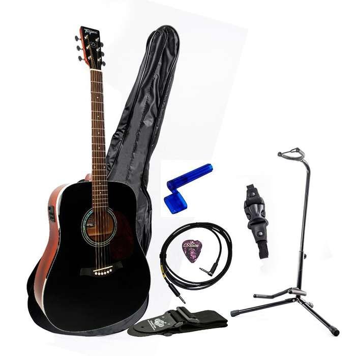 1 Combo <strong>guitarra</strong> Tagima TW25 Electroacustica base 6acceso MusicBoxColombia ¡Hasta -30% Dto en productos seleccionados!