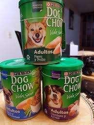 Dog Chow Vida Sana Alimento Humedo 12 Latas Por 374 Gramos