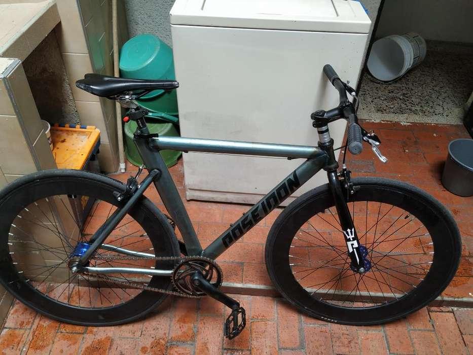 Bicicleta Fixed Gear,fixie, Piñón Fijo