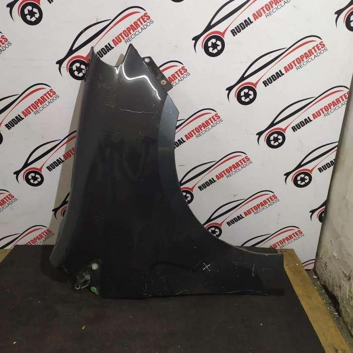 Guardabarro Delantero Derecho Fiat Palio 3800 Oblea:03187089