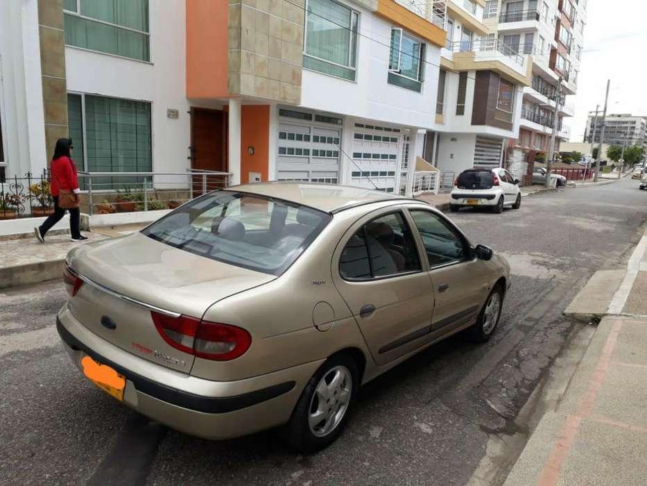 Renault Megane  2002 - 224000 km
