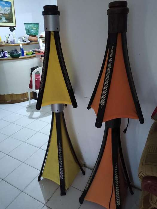 Unas lmparas de lujo y decoracion