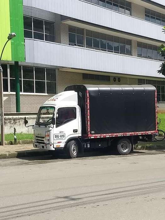 Vendo Camion Jhr Modelo 2019 Como Nuevo