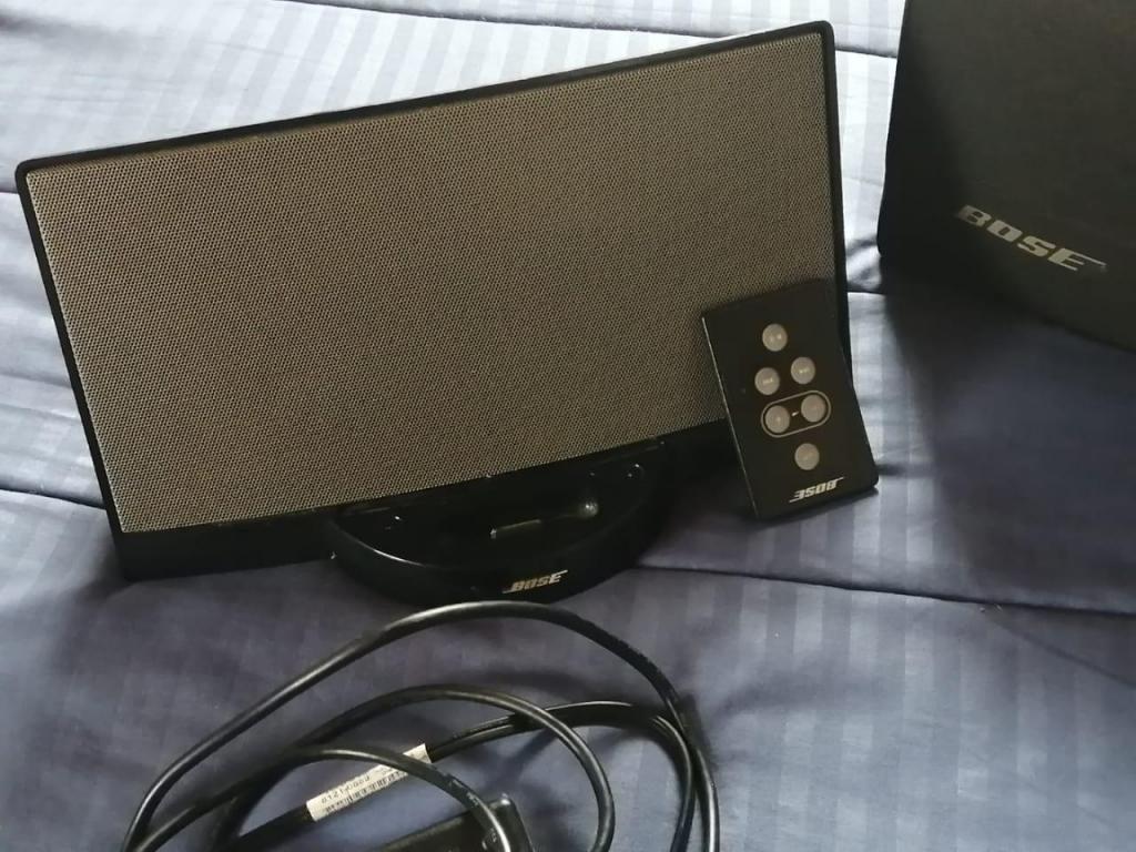 Parlante Bose Sound Dock serie 1