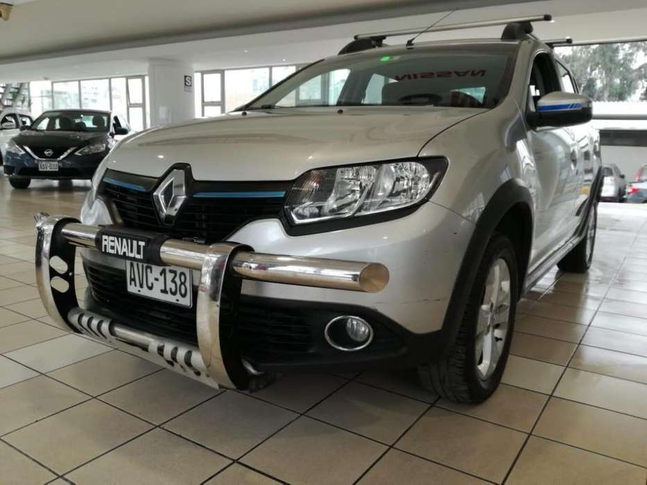 <strong>renault</strong> Stepway 2015 - 38073 km