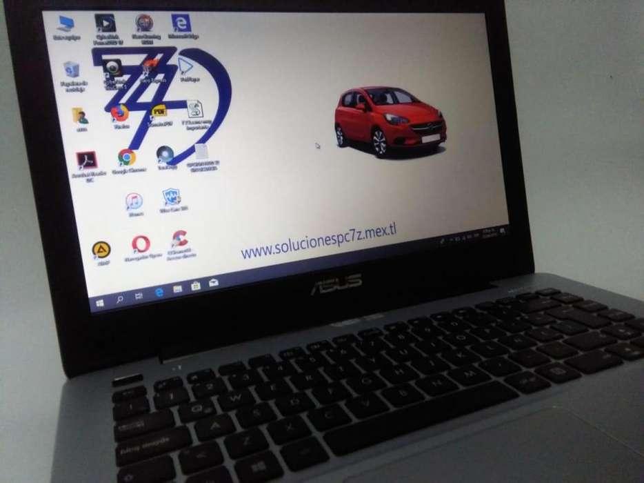 Portatil Asus X455L Core i5 de 5ta Generación