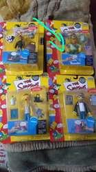 Figuras Coleccionables Simpson