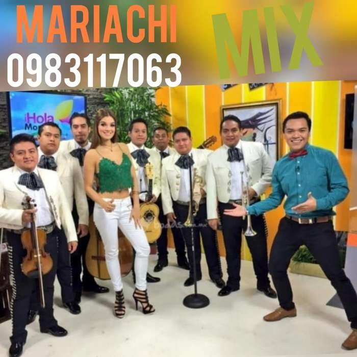 Mariachi Cinco Músicos para Ti en Quito