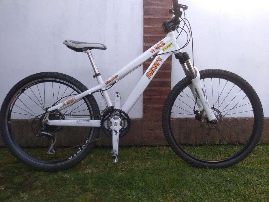 Bicicleta Army Sdk R26