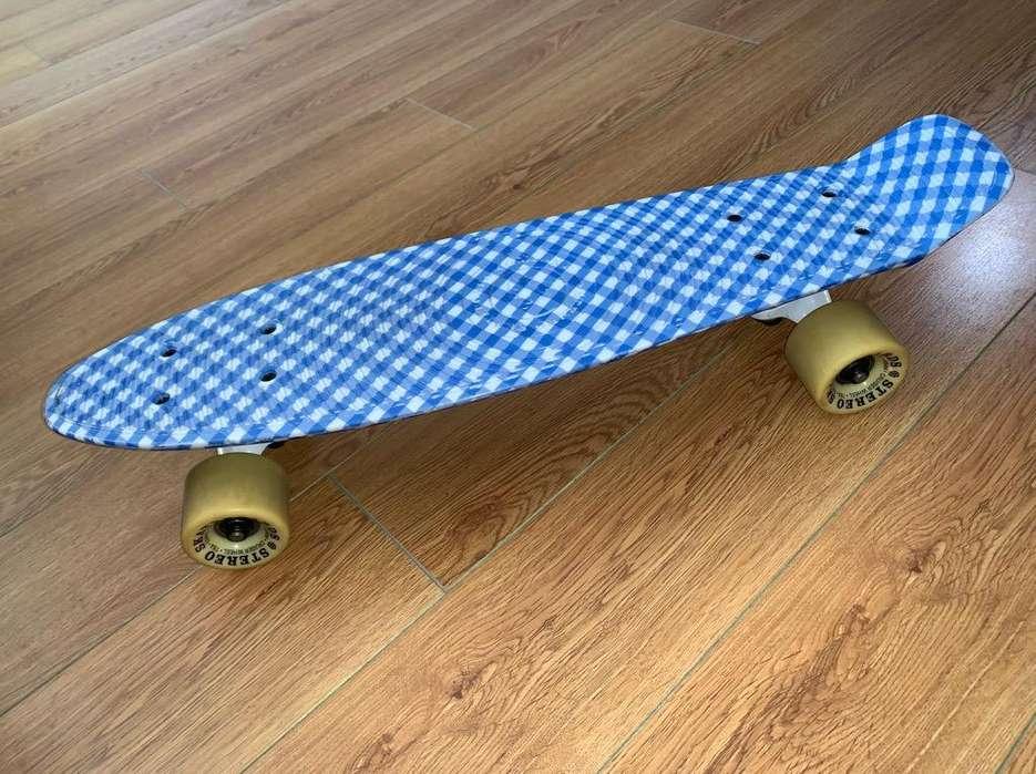 Skateboard Vinyl Cruiser - Marca Stereo