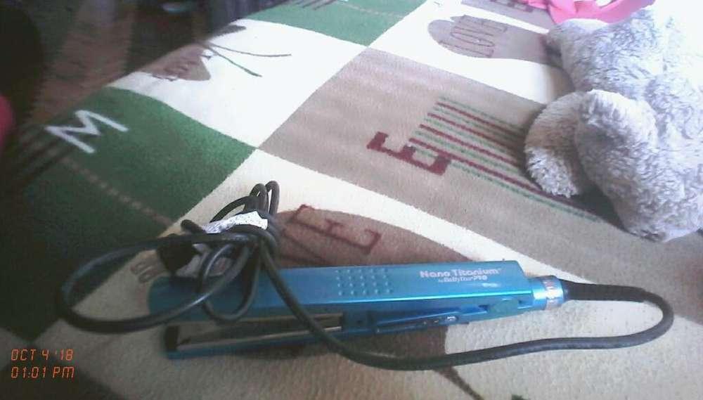 Plancha Original para El Pelo