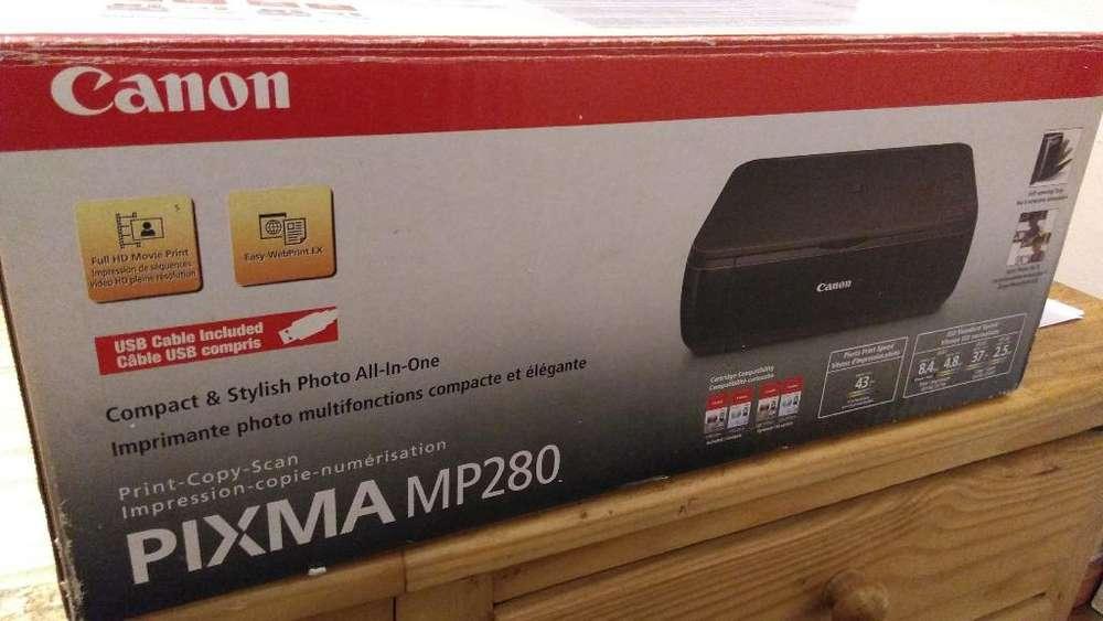 Canon Pixma Mp280 Usada