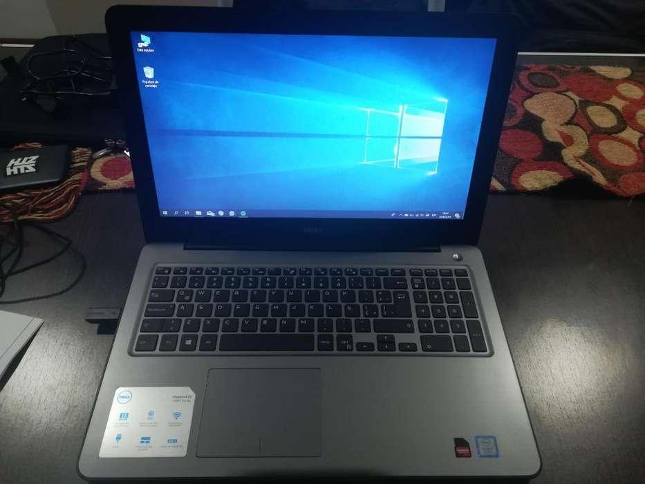 Notebook Gamer Marca Dell Mod 5567