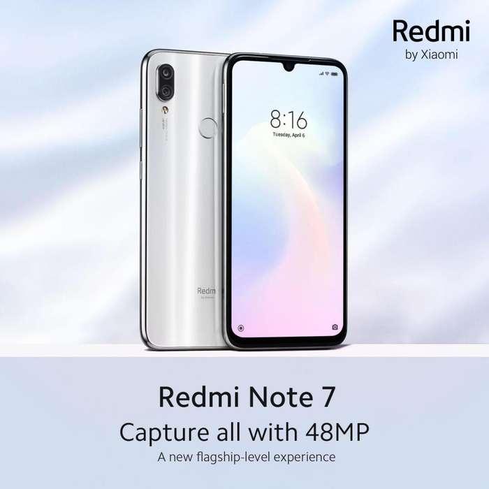 XIAOMI REDMI NOTE 7 64GB ESTUCHE GRATIS