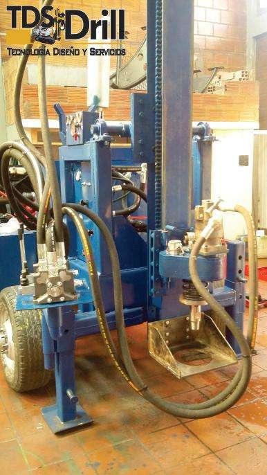 fabricación de equipos de perforación hidráulicos